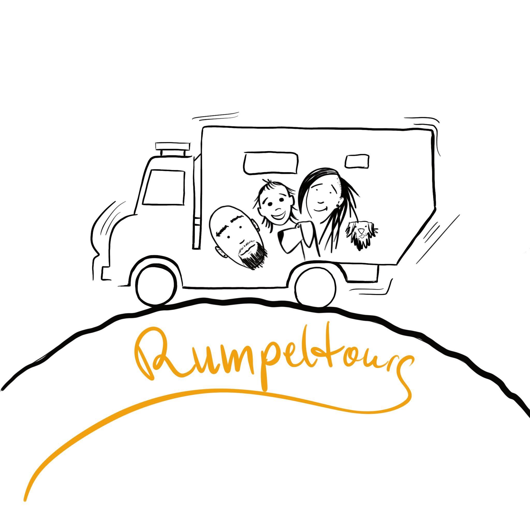 Rumpeltours - Mit dem Laster unterwegs